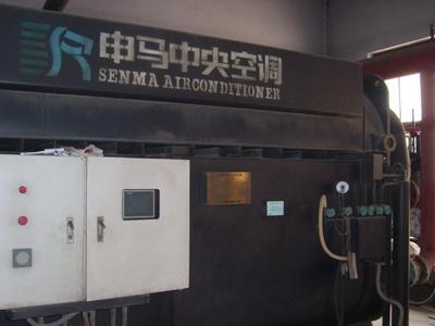 申马溴化锂制冷机